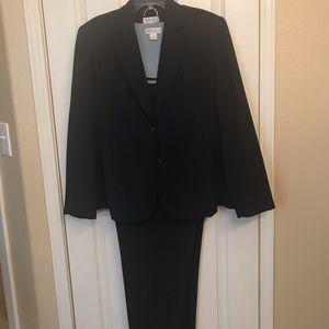 3 Piece Navy Blue Suit